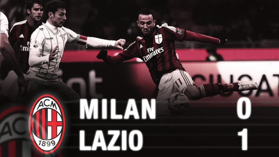Milan-Lazio 0-1 (TIM Cup) Highlights | AC Milan Official