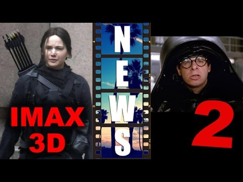 Mockingjay Part 2 in IMAX 3D! Spaceballs 2 – Beyond The Trailer
