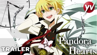 Pandora Hearts – Dal 23 febbraio su YouTube!