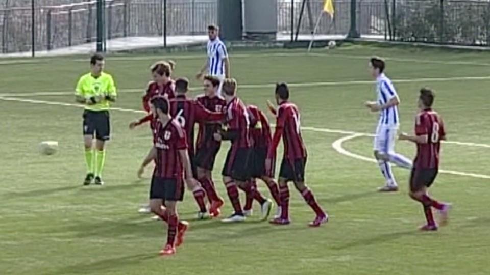 Pescara-Milan 2-7 Highlights | AC Milan Youth Official