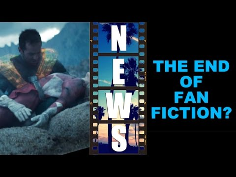Power Rangers Short Film, the end of Fan Fiction?! – Beyond The Trailer