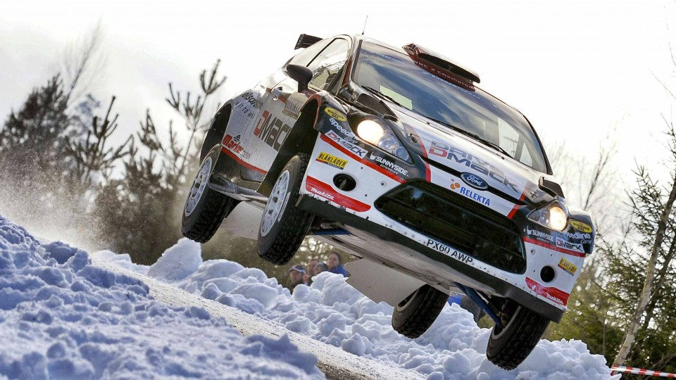 Rally Highlights from Sweden – FIA World Rally Championship 2015