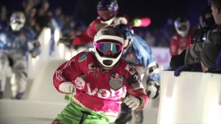 Red Bull Crashed Ice Takes Over Stormont Estate, Belfast