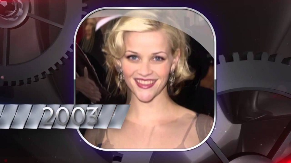 Reese Witherspoon's Evolution of Looks | Time Machine | PEOPLE