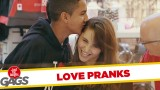 Romantic Love Pranks – Best of Just For Laughs Gags