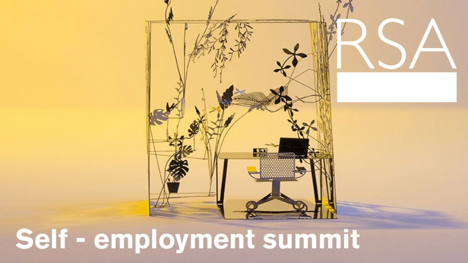 RSA Replay – Self Employment Summit – Peter Day in-conversation