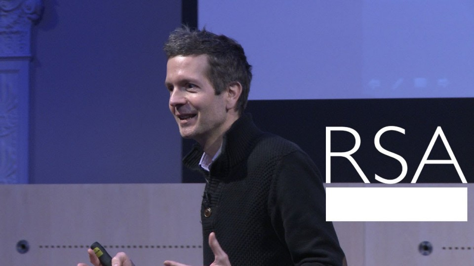 RSA Spotlight: Frederic Laloux on Soulful Organisations