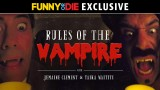 Rules Of The Vampire with Jemaine Clement and Taika Waititi