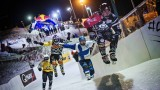 Scott Croxall's Winning Ice Cross Downhill Run – Red Bull Crashed Ice 2015