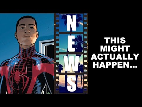 Sony Marvel Spider-Man Update – Miles Morales for 2017?! – Beyond The Trailer
