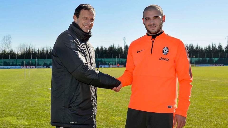 Sturaro, inizia l'avventura con la Juventus – Sturaro begins Juventus adventure