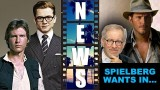 Taron Egerton is Han Solo? Indiana Jones 5 with Chris Pratt & Steven Spielberg? – Beyond The Trailer