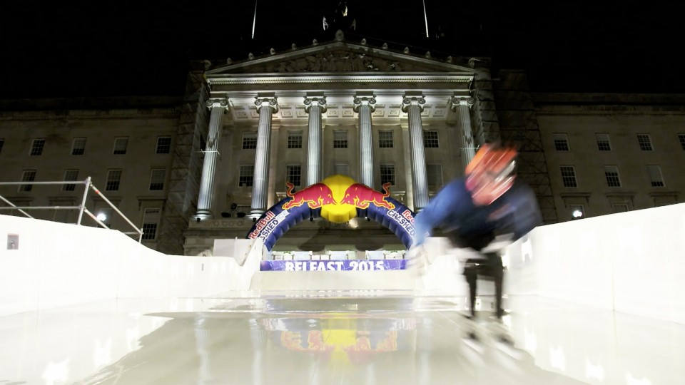 The Fastest Track of the Red Bull Crashed Ice Season 2015