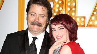 The Moment Nick Offerman Realized Megan Mullally Was the One | PEOPLE