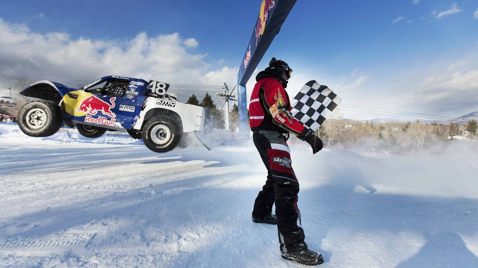 The Sights and Sounds of Red Bull Frozen Rush