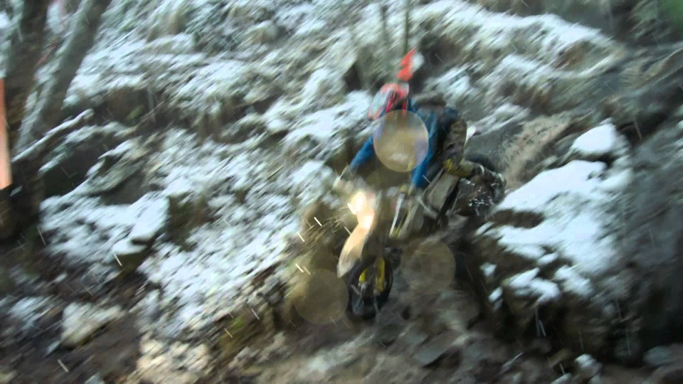 The Toughest Conditions from Hell's Gate Hard Enduro