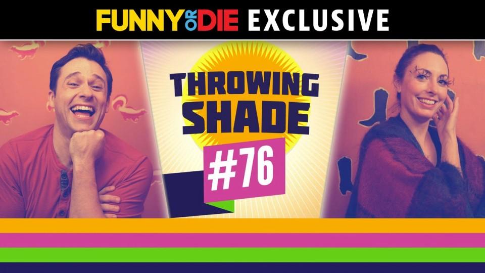 Throwing Shade #76: Pot Cookies & Jennifer Aniston