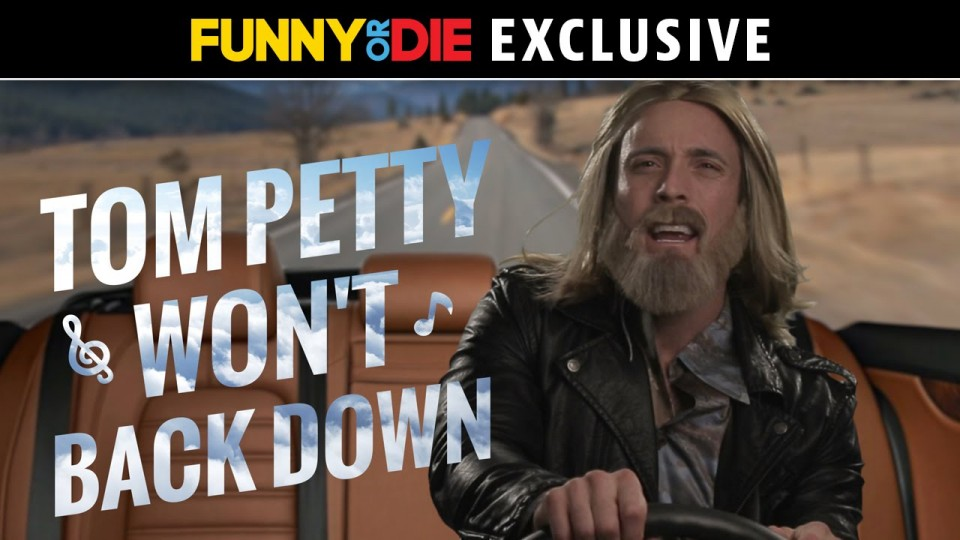 Tom Petty Wont Back Down