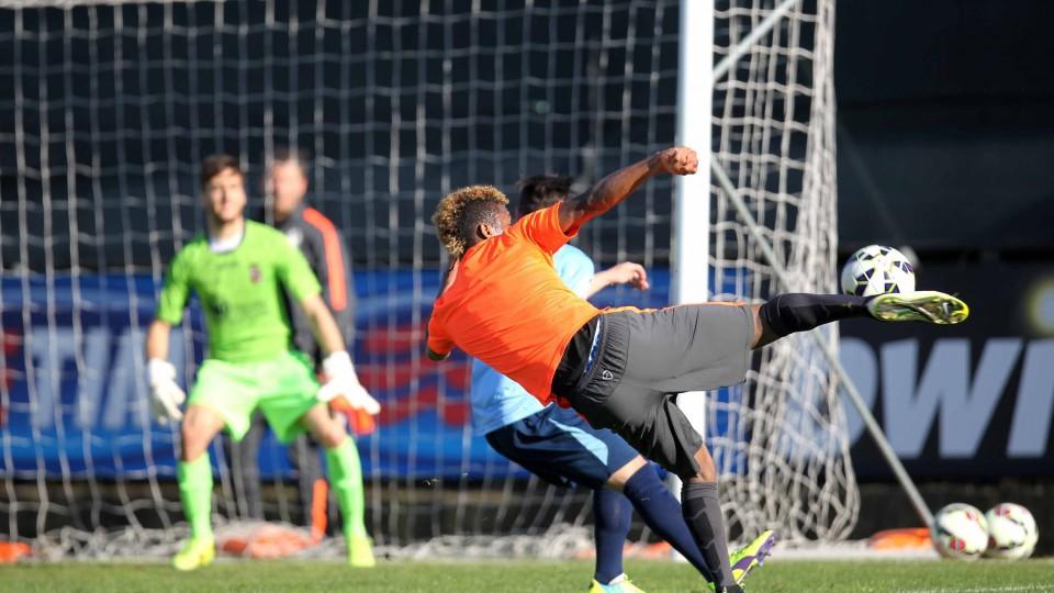 Vinovo, sei gol in allenamento contro il Chieri – Juventus hit Chieri for six