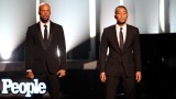 We Perform Common & John Legend's 'Glory' | Behind The Stream | PEOPLE