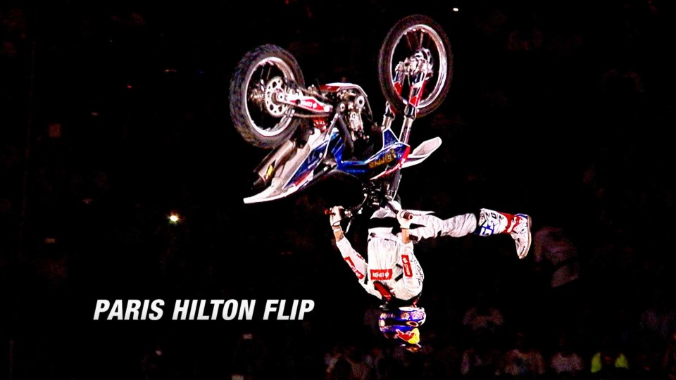 What the heck is a Paris Hilton Flip? – Freestyle Motocross Tricktionary