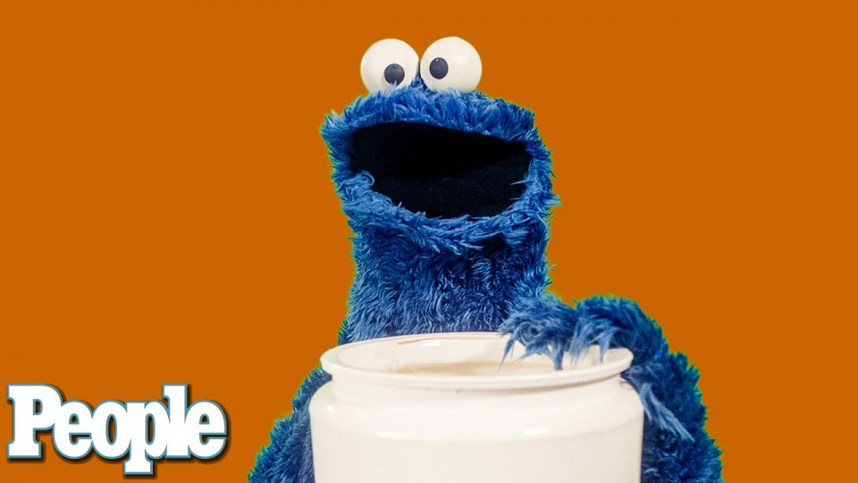 Where Does Cookie Monster Keep His Secret Stash? | Chatter | PEOPLE