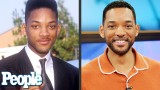 Will Smith's Evolution of Looks | Time Machine | PEOPLE