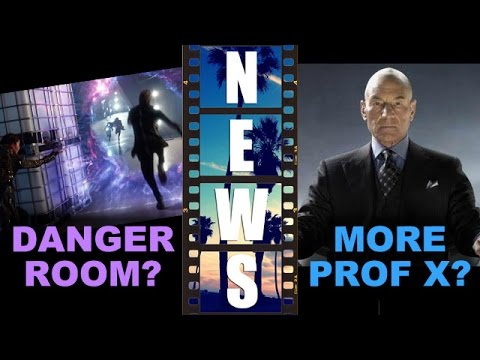 X-Men Apocalypse 2016 with Danger Room?! Wolverine & Professor X Movie?! – Beyond The Trailer