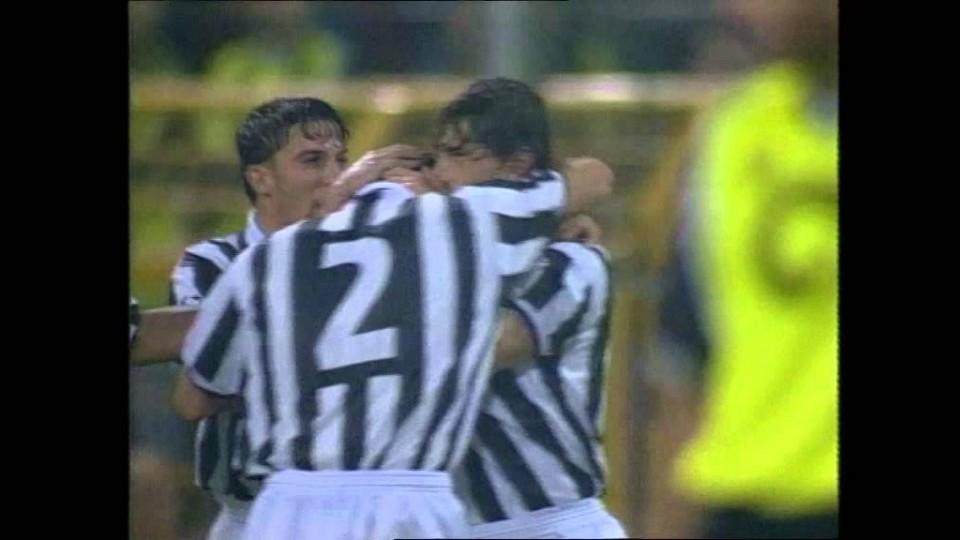13/09/1995 – Champions League – Borussia Dortmund-Juventus 1-3