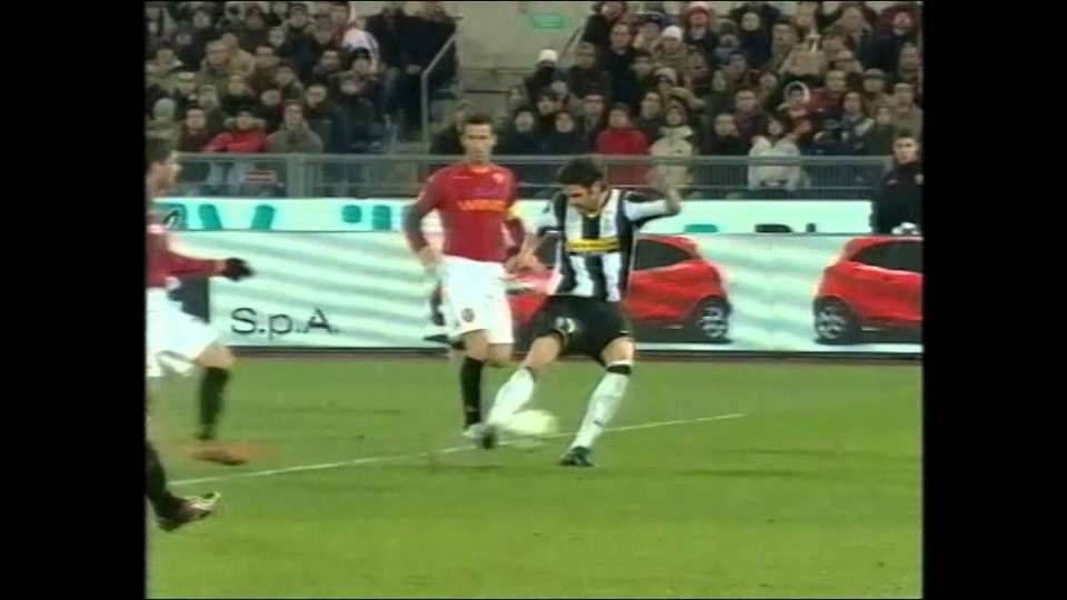 21/03/2009 – Serie A – Roma-Juventus 1-4