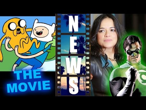 Adventure Time Movie, Michelle Rodriguez vs White Superheroes – Beyond The Trailer
