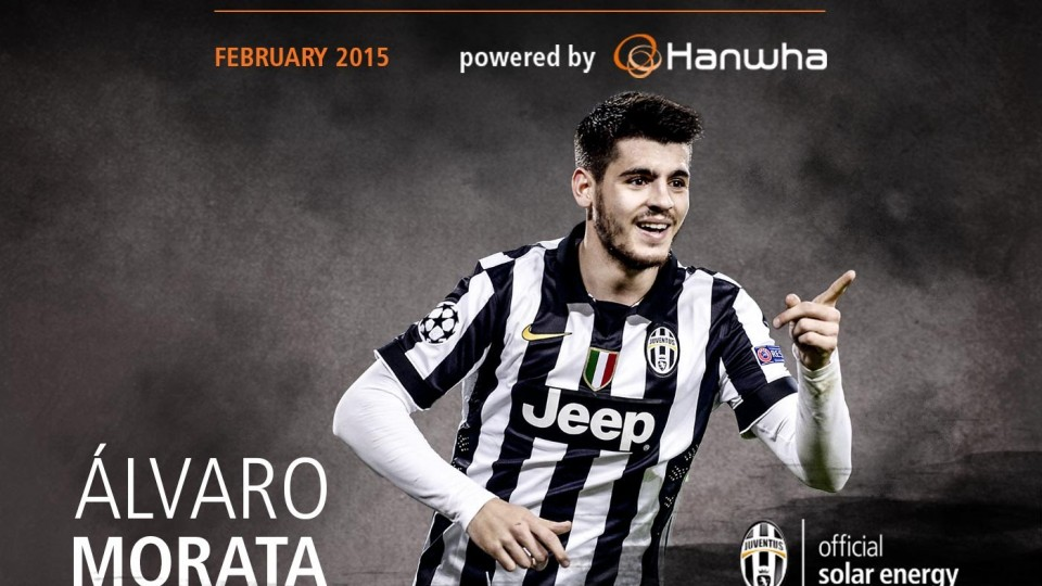 Alvaro Morata's top goals and skills February 2015 – MVP of the month powered by Hanwha