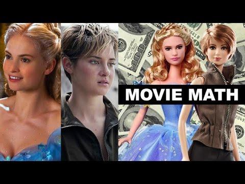 Box Office for Insurgent, Cinderella 2015, Kingsman The Secret Service, Get Hard