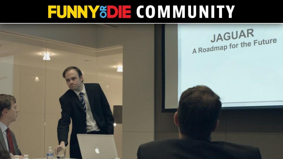 Charles Comedy: Jaguar