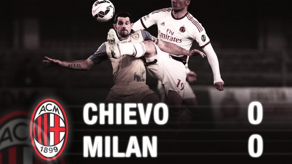 Chievo-Milan 0-0 Highlights | AC Milan Official