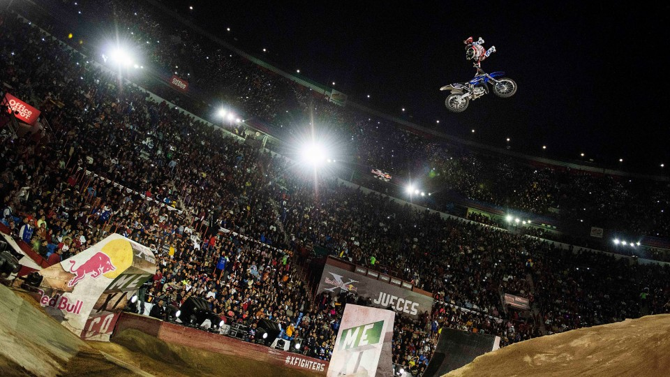 Clinton Moore's 1st Place FMX Run – Red Bull X-Fighters Mexico 2015