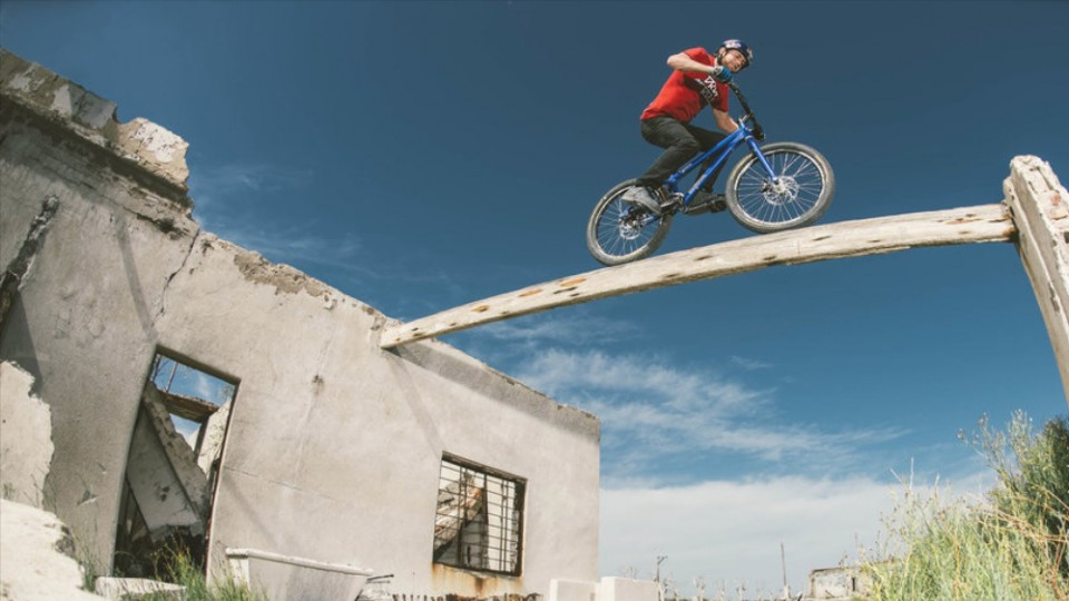 Danny MacAskill Talks Inspiration – FOCUS – Season 2 Ep 8