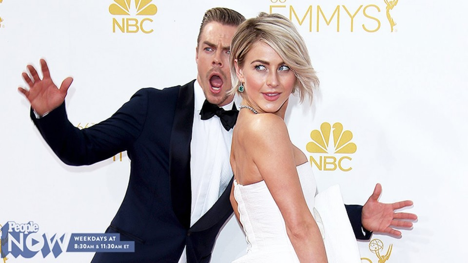 Derek and Julianne Hough Highlight Tour Details | PEOPLE Now