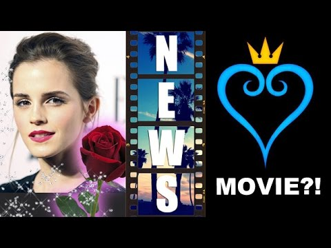Disney's Live Action Beauty & The Beast 2017, Kingdom Hearts movie?! – Beyond The Trailer