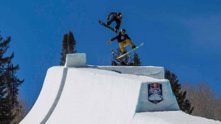 Doubles Jam Session at Red Bull Double Pipe