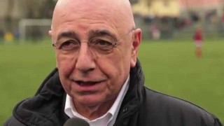 "Galliani: ""Ménez? Una mia idea assoluta"" 