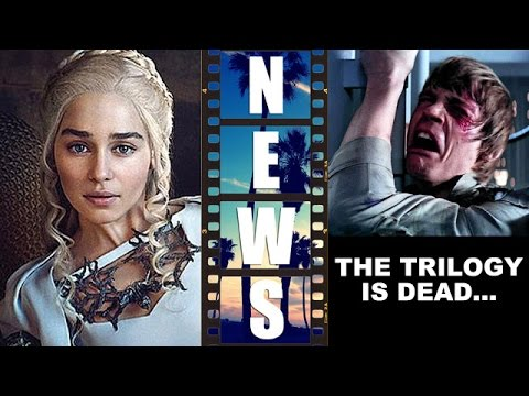 Game of Thrones Movie Update, Star Wars 7 officially kills the trilogy? – Beyond The Trailer