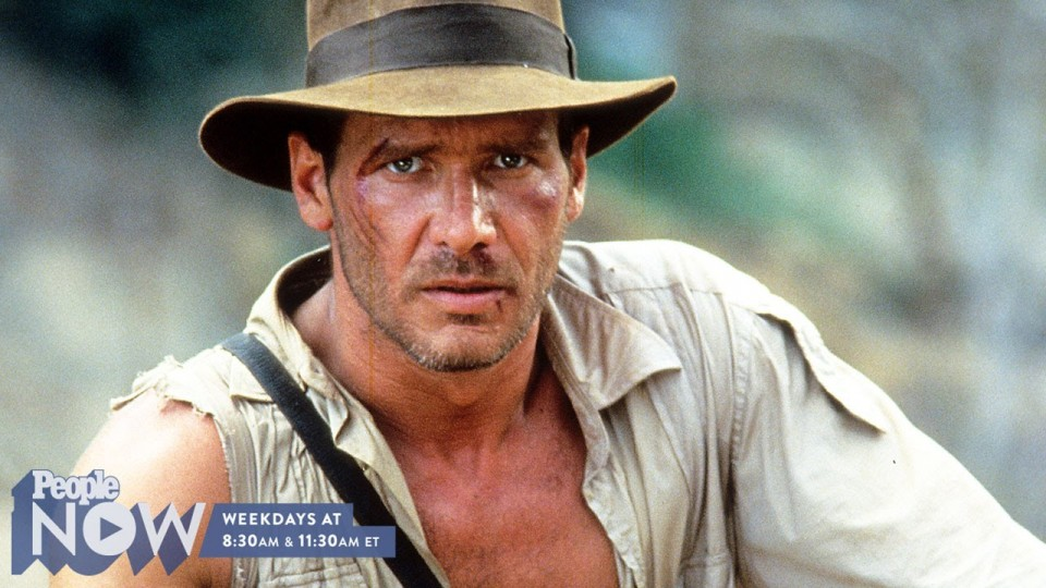 Harrison Ford's Greatest On-screen Escapes | PEOPLE Now