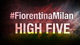 High Five #FiorentinaMilan | AC Milan Official