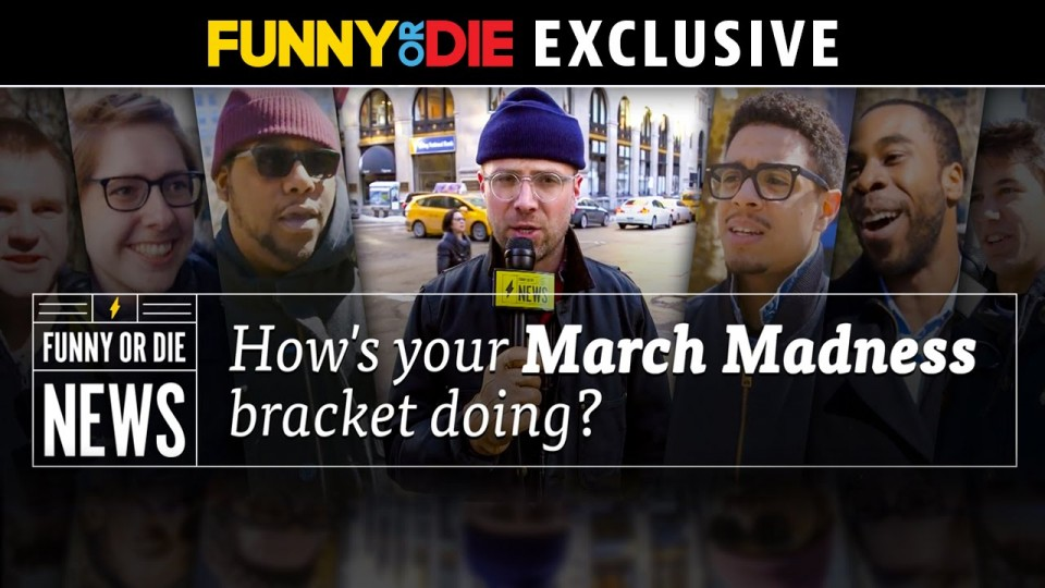 How Fucked Is Your March Madness Bracket?