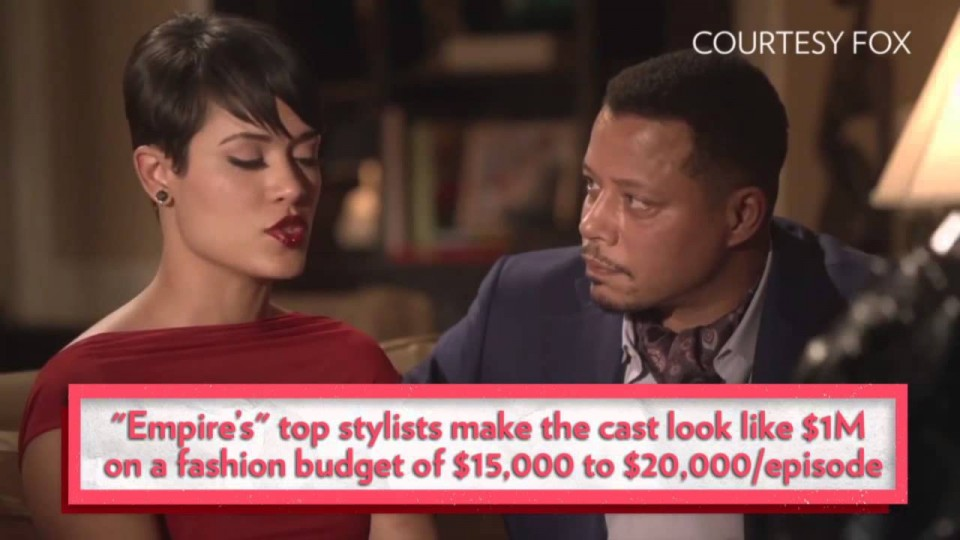 How to dress like the cast of 'Empire' on a budget | PEOPLENow