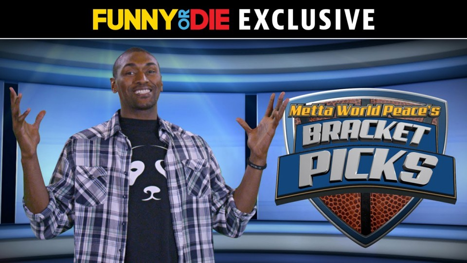 How To Pick The Perfect Bracket with Metta World Peace
