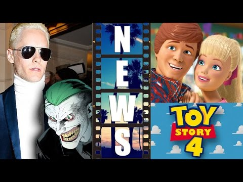 Jared Leto's Blonde Joker Haircut, Toy Story 4 all about Barbie & Ken?! – Beyond The Trailer