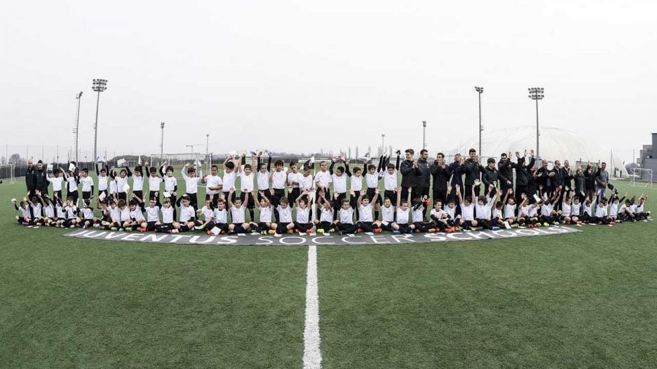 Juventus, il calcio come strumento di pace – Football as a vehicle for peace