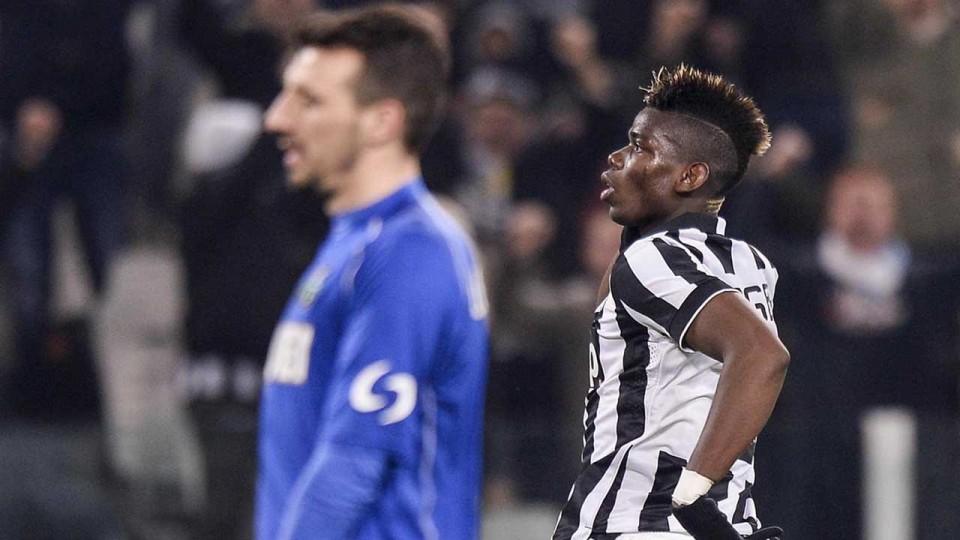 Juventus-Sassuolo 1-0   09/03/2015